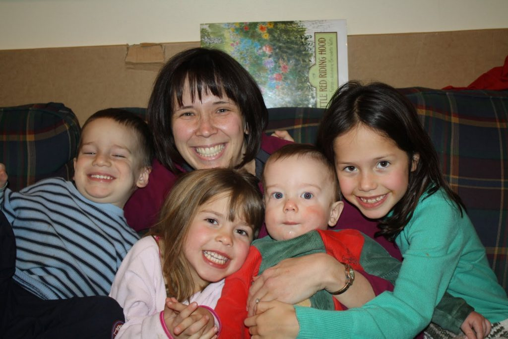 A letter to my children on mothers day.