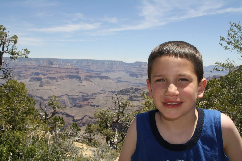 Visit the Grand Canyon with Kids