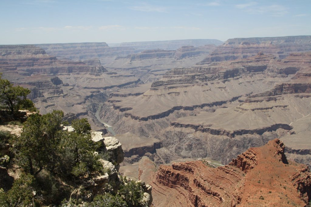 Visit the Grand Canyon.