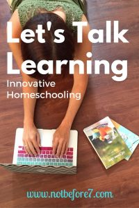 Let's Talk Learning