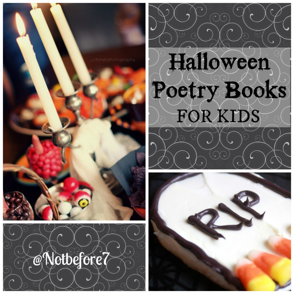Halloween Poetry Books