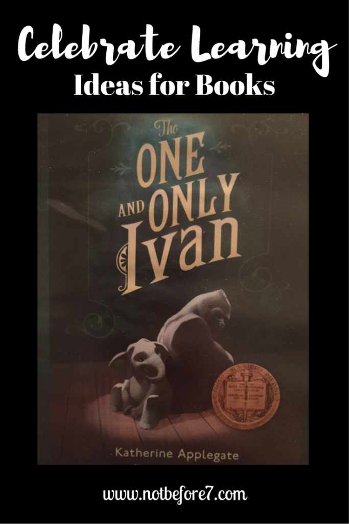 Ideas for Learning: The One and Only Ivan