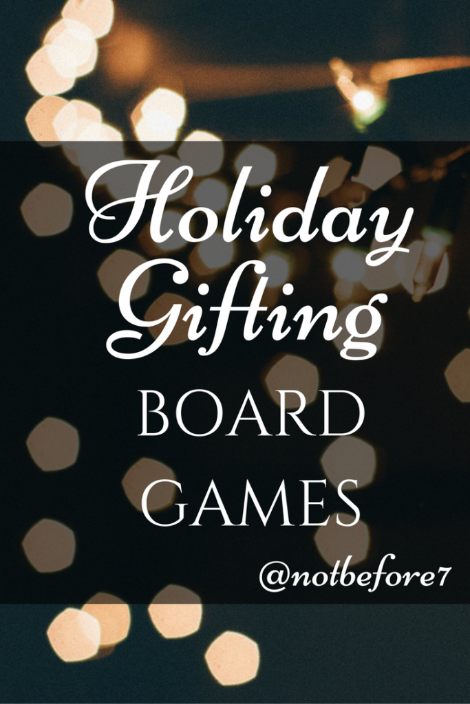 These are the best board games for holiday gift giving!