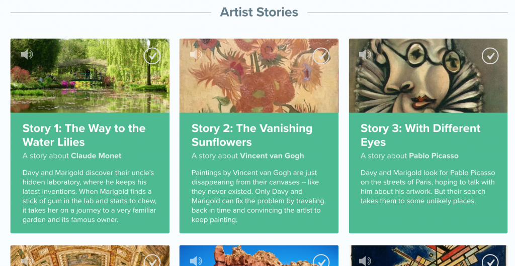 Around the World Artist Stories for Art Appreciation in Your Homeschool